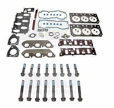 1997-2002 Chevy Camaro Pontiac Firebird Head Gasket Set WITH Head Bolts 3.8L V6