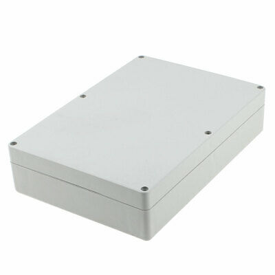 Cable Connect Dustproof IP65 Plastic Cover Junction Box 264x184x60mm