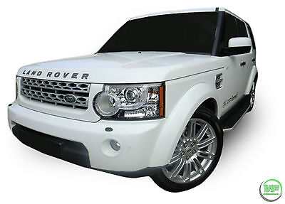 Land Rover Discovery 3/4 Running Boards Side Steps OEM Style +FREE FITTING CLIP