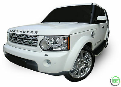 Land Rover Discovery 3 / 4 Running Boards Side Steps  OE Style + FITTING KIT