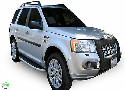 Land Rover Freelander MK2 07+ New Running Boards Side Steps +FREE FITTING CLIPS