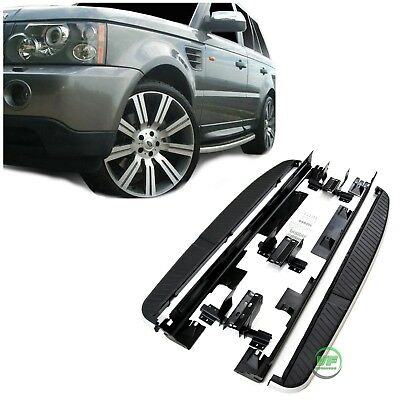 Land Rover Range Rover Sport 2005-13 Running Boards Side Steps FREE FITTING CLIP
