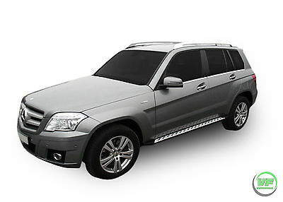 Mercedes GLK Class X204 2008-2015 Running Boards Side Steps Original OE style