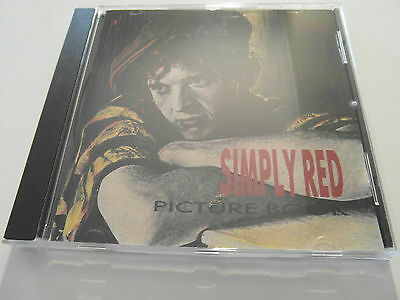 Simply Red - Picture Book (CD Album 1985) Used very good