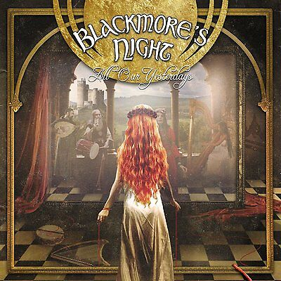 Blackmore's Night All Our Yesterdays [CD/DVD] deep purple