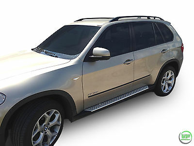 Brand New Running Boards,Side Steps  BMW X5 / e70 2006-2012 Original OE style