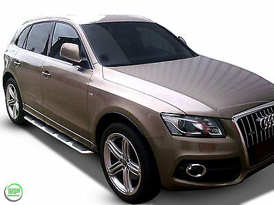 Brand New Running Boards Side steps Audi Q5 mk1 2008 – 2015 Original OE style