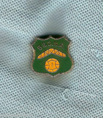 #d184.  B & District Netball Association  Lapel  Badge