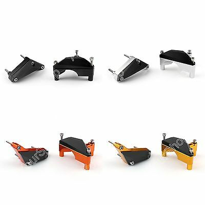 4 Colors Engine Case Slider Cover Protector Set For Yamaha MT09/FZ9 2013-2015