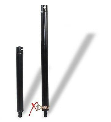 "2PC Extension Auger 2 Size 14"" 22"" Long 3/4"" Shaft gas Post Hole Digger Earth"