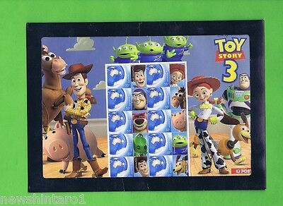 #t33.  Toy Story 3  Stamp Sheet