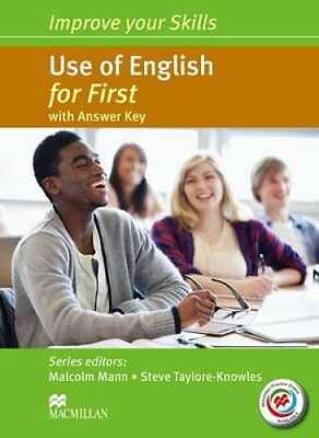 Improve Your Skills Use of English for First Student's Book wit... 9780230460942