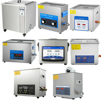 Ultrasonic Cleaners Cleaning Supplies1.3L, 2L, 3L, 6L, 10L, 15L, 22L, 30L