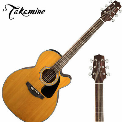 Takamine G30 Series GN30CE Nex Body Solid Spruce Top 6 String Acoustic Guitar Na