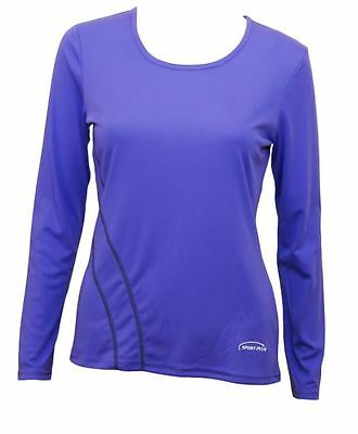 ATHLETIC LIGHTWEIGHT SHIRT,BLOUSE from SPORTS-PLUS SIZE S= DE 36 for ladies