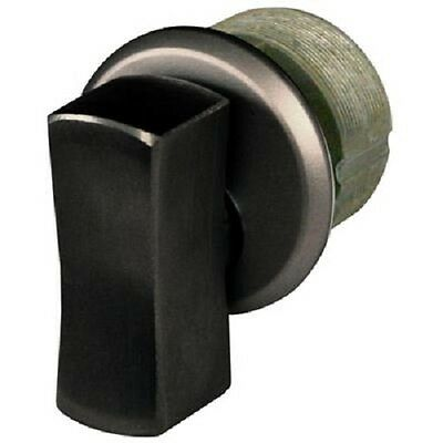 OS ILCO THUMB-TURN Mortise Cylinder for Adams Rite Storefront Locks, DU