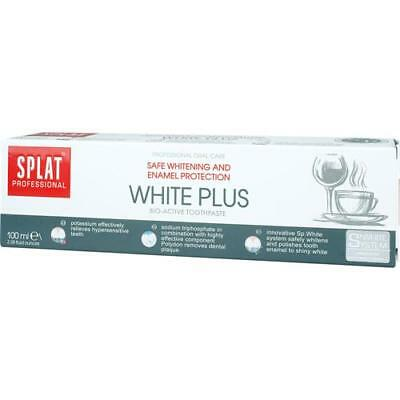 SPLAT PROFESSIONAL WHITE PLUS Whitening Zahnpasta 100 ml