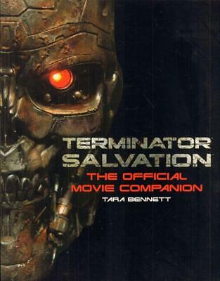 Terminator Salvation The Official Movie Companion(Book)Tara Bennett-VG