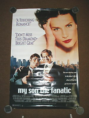 My Son The Fanatic Movie Poster 26x40 Rachel Griffiths