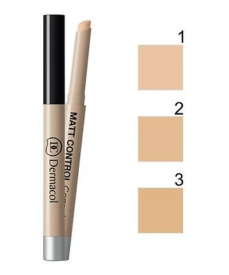 Dermacol Matt Control Make Up Corrector Conceaking And Mattifying Makeup Pencil