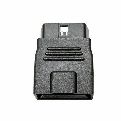 OBDII OBD2 Diagnoistc Port Connector Extension Adapter Block 16 Pin Pass Through
