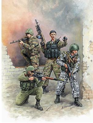 Zvezda       1:35 RUSSIAN SPECIAL FORCES ZVE3561