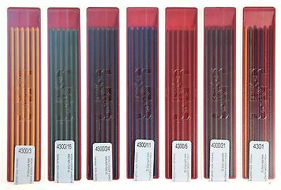 Technical Coloured Drawing Lead Refill 4300 2Mm Koh-I-Noor Mechanical Pencil