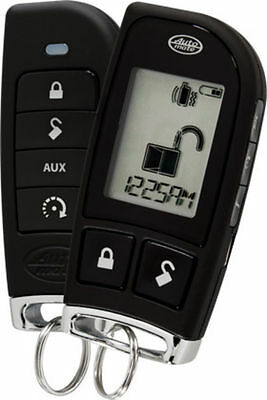 Automate Car Vehicle Security with Remote Start System LCD LED 5304A