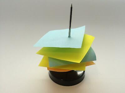 Paper Note Spike with Safety Tip - File Receipts Bills Invoices etc.