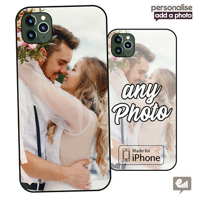 Personalised Custom PHOTO Phone Case Cover for iPhone / Samsung Galaxy Gift