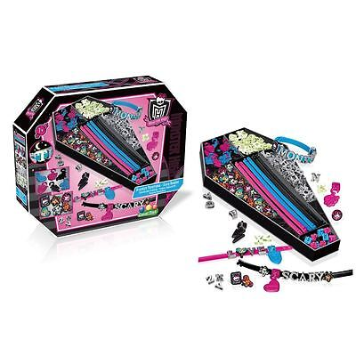 Monster High MHC001 Kids Children Scary Bangles Styling Set Play Fun Toy New