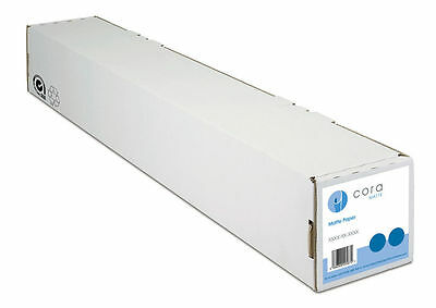 Cora Matte Coated Paper 24 inch 230 gsm for Wide Format Printers