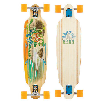 """Sector 9 Longboard Complete Bamboo Shoots 8.75"""" x 33.5"""""""