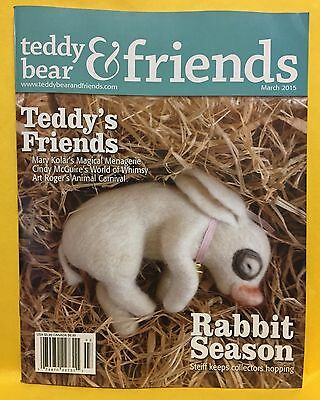 Teddy Bear And Friends Magazine March 2015