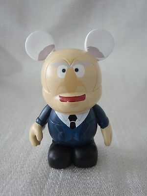"Disney Vinylmation Muppets #1 STATLER Old Man In Blue Suit 3"" Mickey Figure"