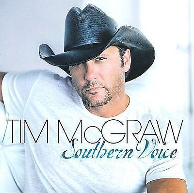 Southern Voice by Tim McGraw (CD, Oct-2009, Curb)   ****NEW***