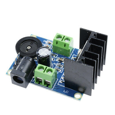 DC 6 to 18V TDA7297 10-50W Power Amplifier Module Double Channel LC-TDA7297