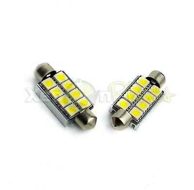 Vauxhall Astravan MK4//G 264 42mm White Interior Boot Bulb LED Superlux Light