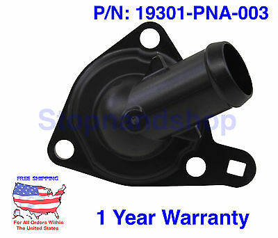 Engine Coolant Thermostat Assembly for Honda Civic Si CR-V Acura RSX RDX