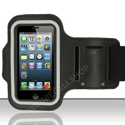 Adjustable Sport Gym Armband Cycling Running Jogging Case Cover For Apple iPhone
