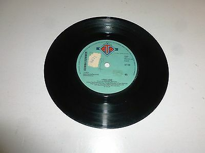 "DONNA SUMMER - I Feel Love - 1977 UK 2-track 7"" Vinyl Single"