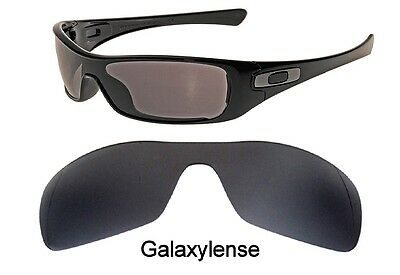 Galaxy Replacement Lenses for Oakley Antix Sunglasses Black Polarized 100% UVAB