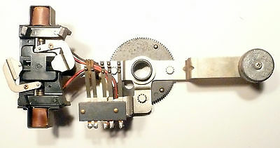 ROCK-OLA * 404 JUKEBOX MECHANISM PART:  tested / working WRITE-IN  ASSEMBLY