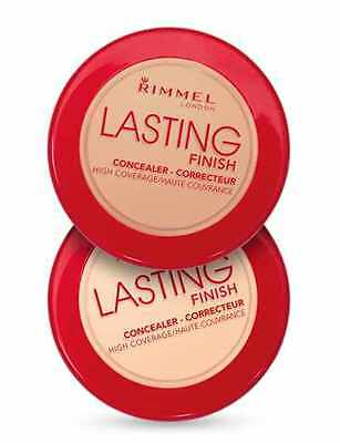 Rimmel London  Lasting Finish Concealer NEW - CHOOSE SHADE + FREE P&P