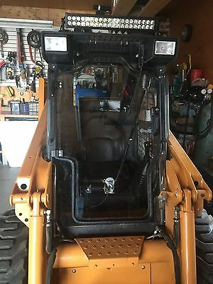 New Cab Enclosure Door For New Holland Skid Steer Wiper
