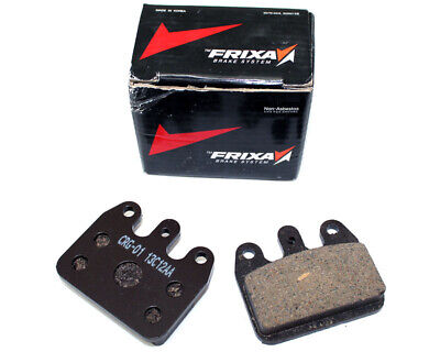 Frixa CRG Rear Brake Pads Soft CRG15 (Pair) Go Kart Karting Race Racing