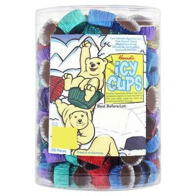 * Chocolate Icy Cups Wholesale Pick n Mix Wedding Christmas RETRO SWEETS & CANDY