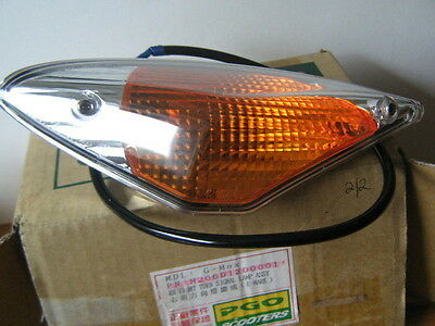 Pgo Indicator Lamp Front Right M226D1200001 N.o.s