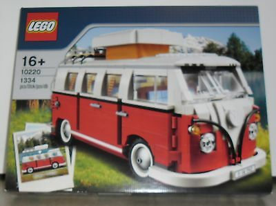 lego 10220 volkswagen t1 nueva. Black Bedroom Furniture Sets. Home Design Ideas