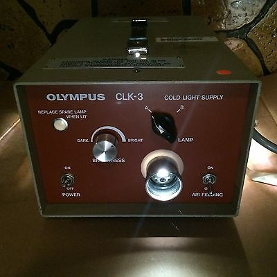 Olympus CLK 3 Cold Light Source